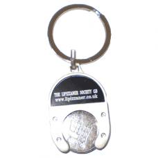 LSGB Trolley Key - Tag